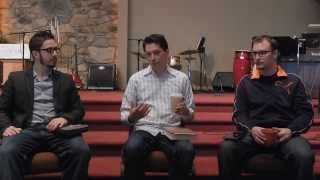 Wrestling With The Trinity- Jehovah's Witnesses and Shawn Mccraney