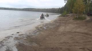 Озеро Щучье Свердлоской области