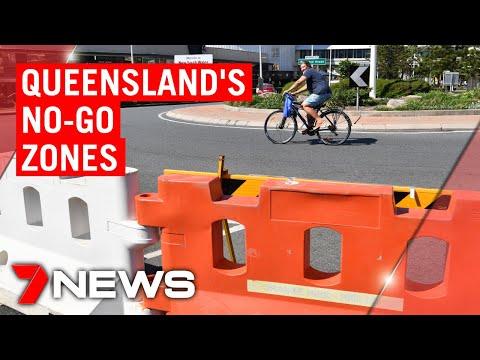 Coronavirus: Queensland's No-go Zones | 7NEWS