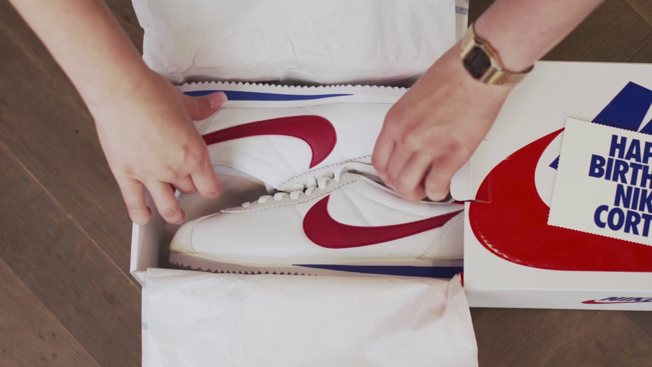 Nike Classic Cortez Nylon Shoes Sneakers.si // predstavitev Nike Classic Cortez Nylon Premium ...