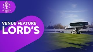 """Lord's - """"You Can Feel The Weight Of History"""" 