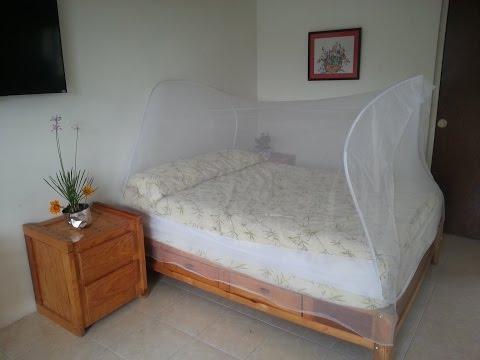Mosquitero plegable para cama doovi for Mosquitero magnetico