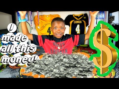 How to make money as a kid easy Money!