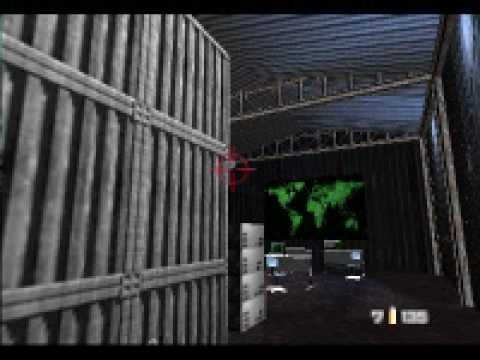 Goldeneye 64 - Depot - Secret Agent