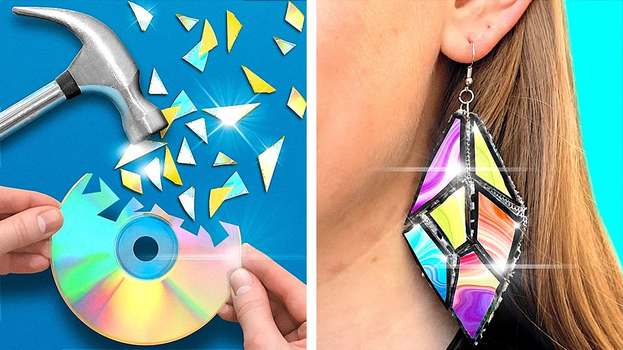 28 DIY JEWELRY IDEAS YOU CAN IMPLEMENT YOUR OWN HANDS