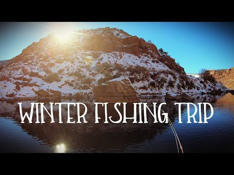 Winter Fly Fishing In New Mexico  |   Nymphing In Freezing Temps