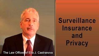 Car crash insurance claims | how surveillance by Mercury, Geico & Farmers is used