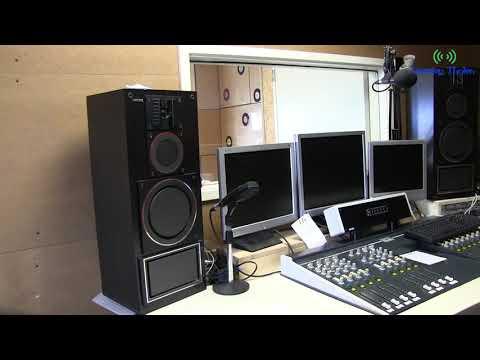 35 jaar Omroep Tholen - Rondleiding door het studiopand