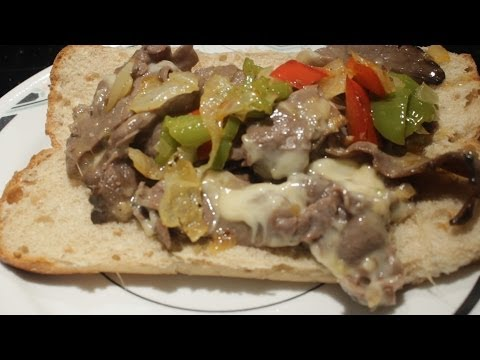 easy-quick-philly-cheese-steak-sandwich-cheap-version
