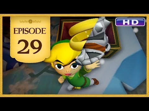 The Legend of Zelda: The Wind Waker HD - Episode 29 | Power Bracelets and Iron Boots