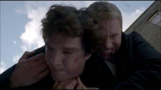 За что Доктор Ватсон бьет Шерлока Холмса