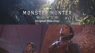 Monster Hunter World #01 - Aller Anfang ist schwer (Original XBox One) ♥ Let