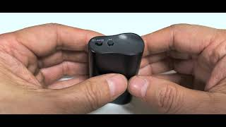 소형녹음기 BA-6800 녹음하는법 이어폰듣기/스마트폰…