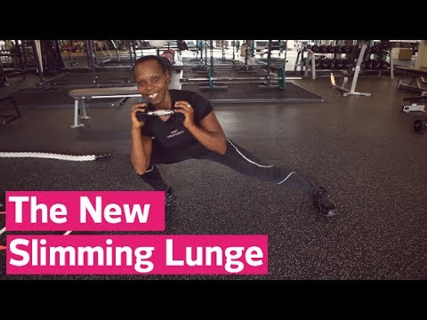 The Metabolism-Boosting Lunge