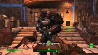 Fallout 4 Paladin Danse Bug