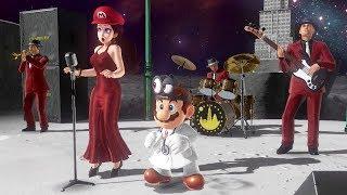 Super Mario Odyssey - Secret Final Level (Darker Side)