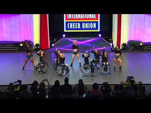 Maverick - Dance Group of Women in Wheelchairs Inspires Young Girls