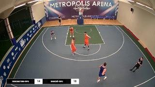 Баскетбол 3х3. Лига Про. Турнир 16 ноября 2018 г