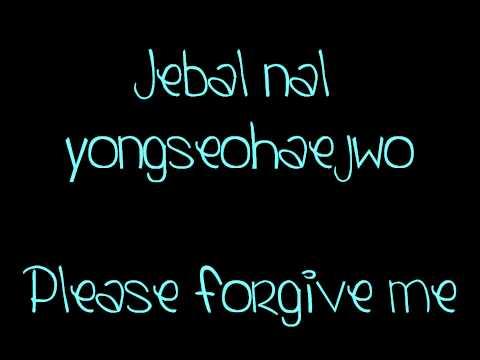 Lee Seung Gi - Losing My Mind [Lyrics + Eng]