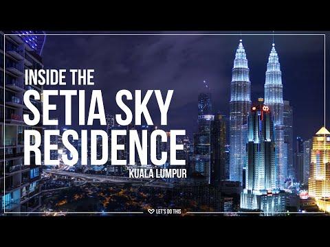 SETIA SKY RESIDENCE - KUALA LUMPUR - LETS-DO-THIS.de - VLOG 42