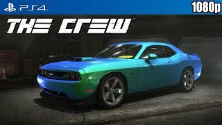 The Crew (PS4) First 30 Minutes Gameplay (Beta) [1080p] TRUE-HD QUALITY