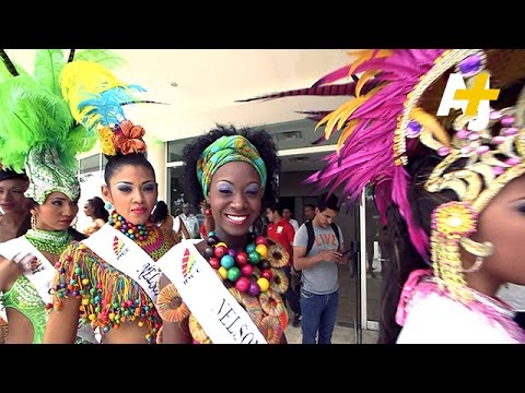 The People's Queen: Beauty And The Wealth Gap In Colombia