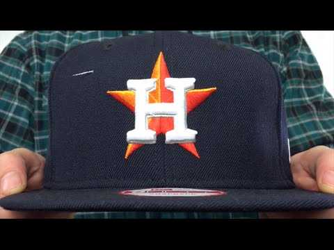 d750f87d2025d Astros  REPLICA HOME SNAPBACK  Hat by New Era - YouTube