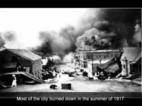 Sumpter, Oregon - Then And Now