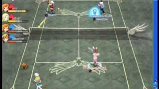 ファンタテニスバトル試合2