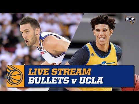 Brisbane Bullets Vs UCLA Bruins