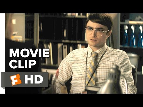 Imperium Movie CLIP - Timothy McVeigh (2016) - Daniel Radcliffe Movie