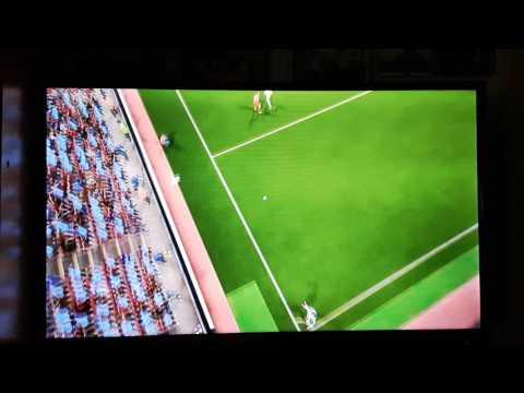 El mejor gol de Fifa 17