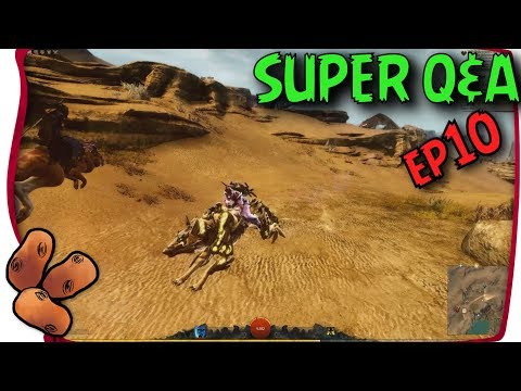 Super Q&A - EP10 | Balthazar, Mounts & Path of Fire Things (Some Spoilers)