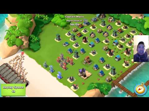 TOP DEFENSE LAYOUT | Boom Beach | HIGH VICTORY CHANCE