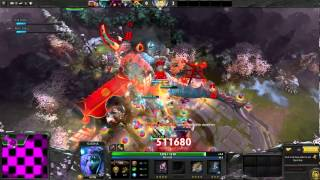 Dota 2 - New Bloom - Scythe OF Vyse Yolunda - ByBrux