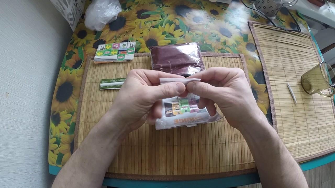 Фильтр для самокрутки своими руками 144