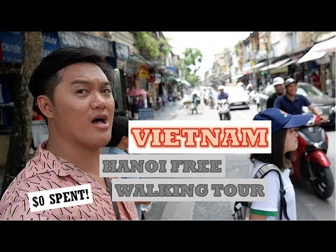 FREE TOUR GUIDE IN HANOI, VIETNAM (2019) |