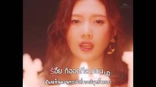 [Karaoke] Red Velvet - One Of These Nights [Thaisub]
