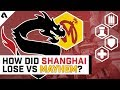 How Did Shanghai Dragons Lose vs Florida Mayhem? | Behind The Akshon