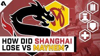 How Did Shanghai Dragons Lose vs Florida Mayhem? | Behind The Akshon