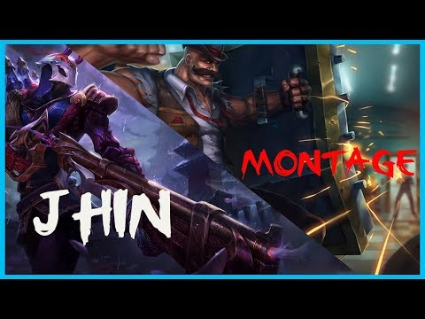 Jhin Montage #51 - Best Jhin Plays Compilation - League of Legends