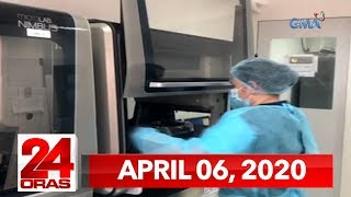 24 Oras Express: April 6, 2020 [HD]