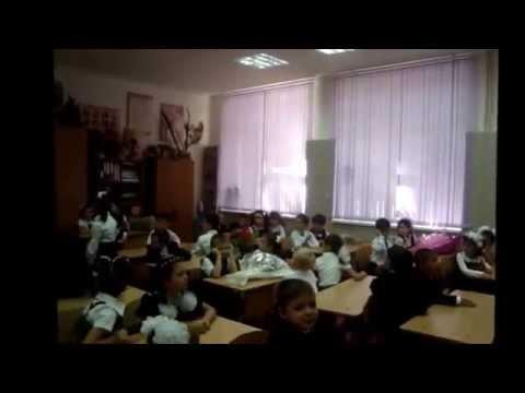 Футажи: первый раз в первый класс.