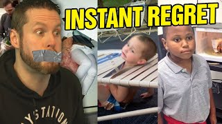 Troydan tries not to laugh at these instant regret moments►follow @ twitter: http://www.twitter.com/troydan►follow on instagram: http://www.i...