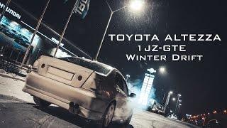 Toyota Altezza 1JZ-GTE | Winter Drift