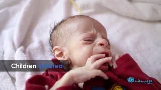 UNICEF Yemen in action