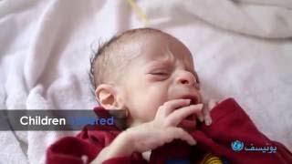 UNICEF Yemen in action