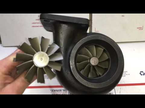 Garrett 60-1 Turbo Rebuild