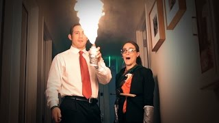 All Office Supplies Can Be Deadly Weapons (according to Tim Kennedy)
