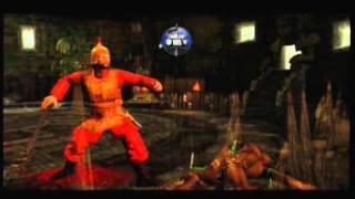 Deadliest Warrior Legends game play